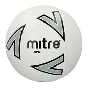 Mitre Impel - Size 5 - White/Silver/Black - Pack of 24