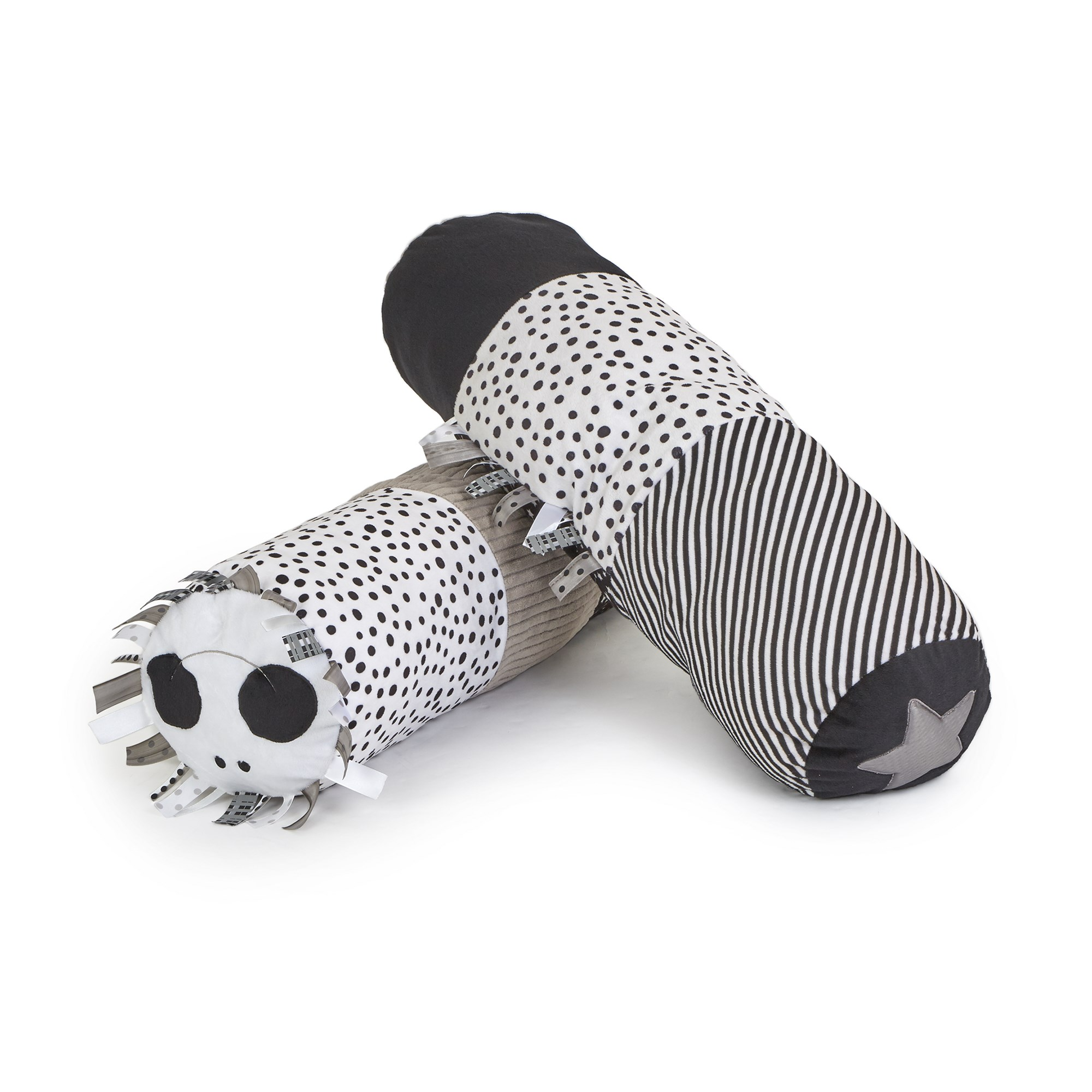 Black And White Ultra Soft Rollers from Hope Education