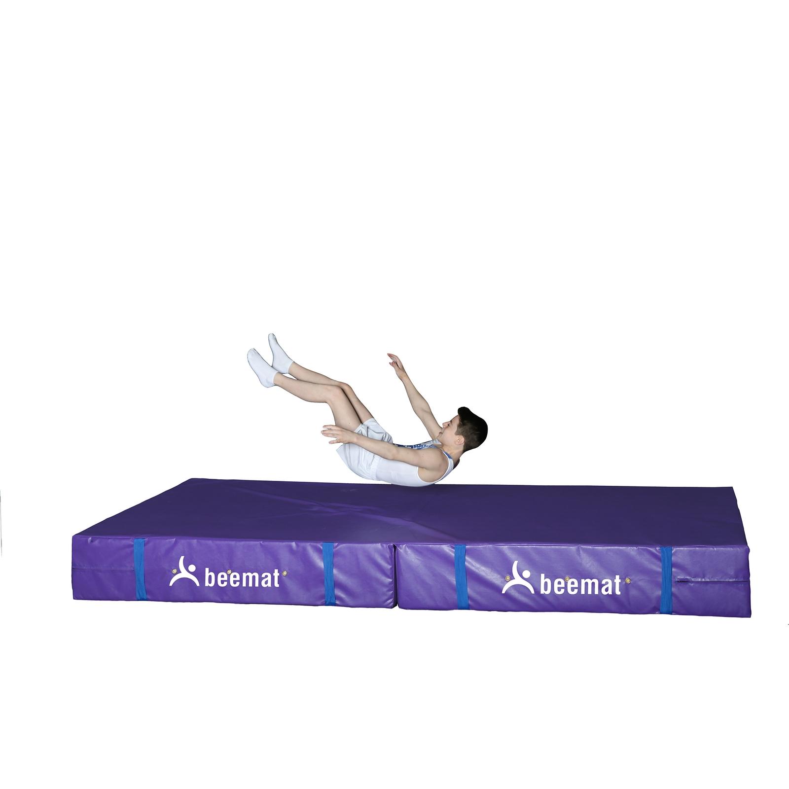 Beemat Folding Crashmat - 2.44x1.22mx200mm