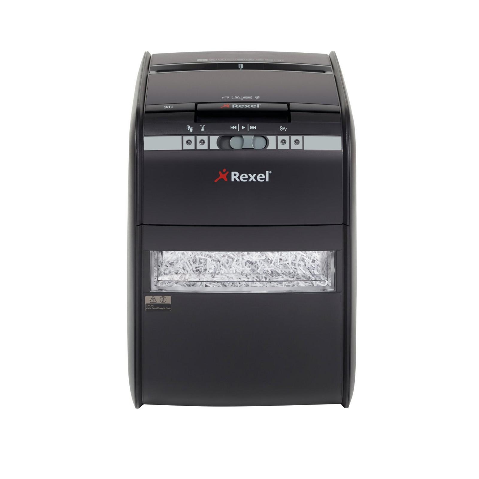 Rexel Autofeed Cross Cut 90X Shredder