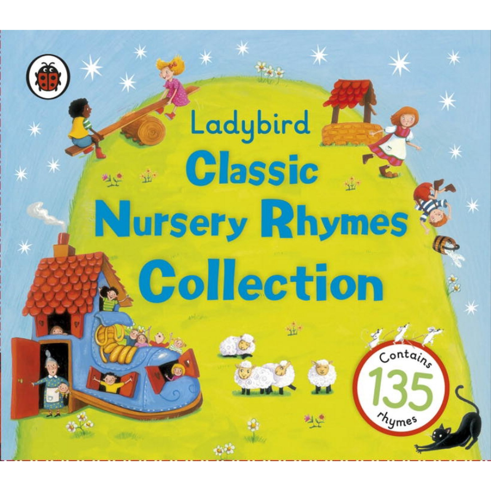 Nursery Rhyme And Cd Pack Of Three