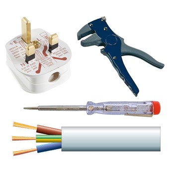 Plug Wiring Kit on pneumatic tools, networking tools, cutting tools, programming tools, foundation tools, precision tools, hand tools, operation tools, framing tools, power tools, insulation tools, torque tools, three tools,