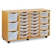 Combination Tray Unit Lime trays