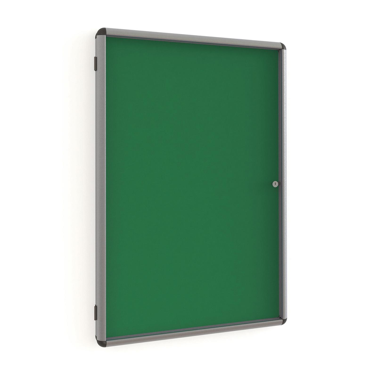 SmartShield Lockable Noticeboard