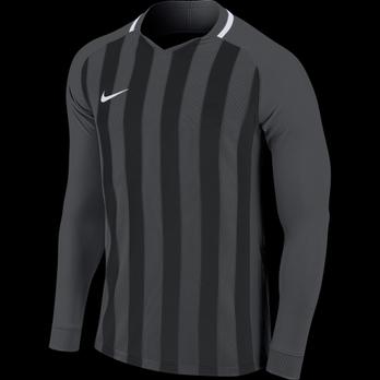 another chance 8e962 fe68b Nike® Stripe Division Football Shirt - Anthracite/black/White - L