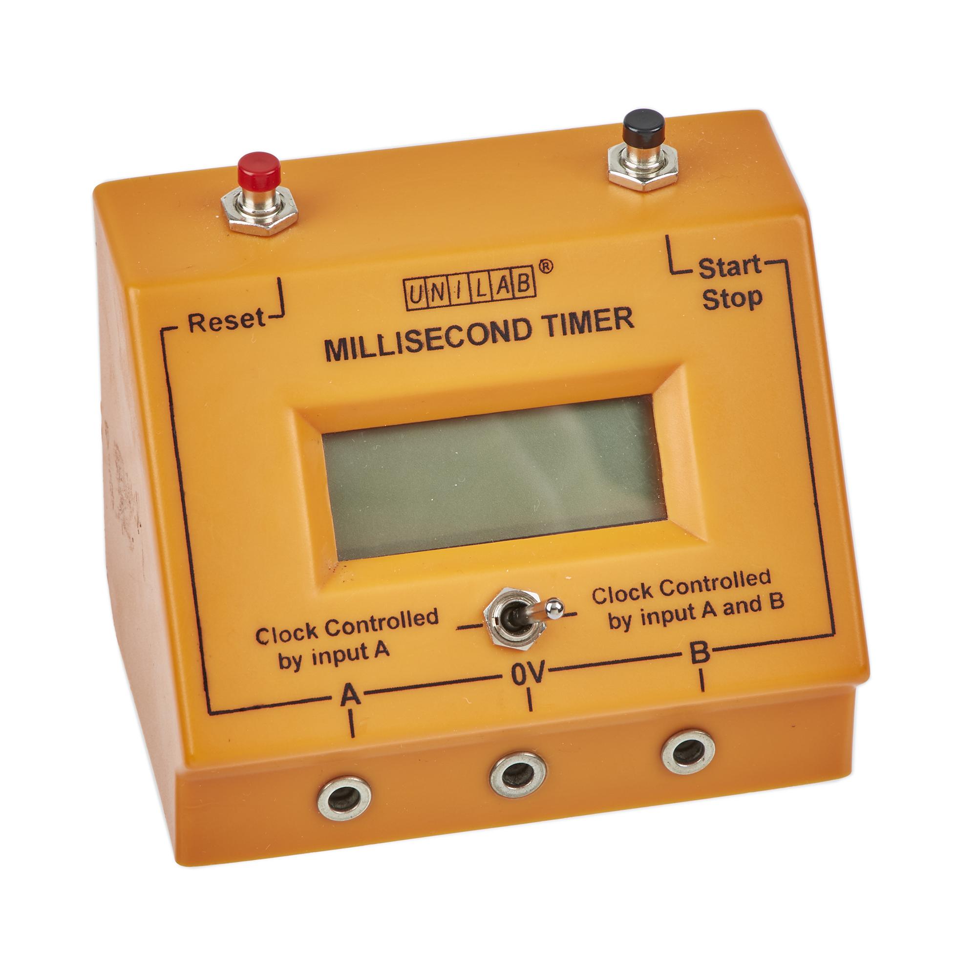 Unilab Millisecond Timer