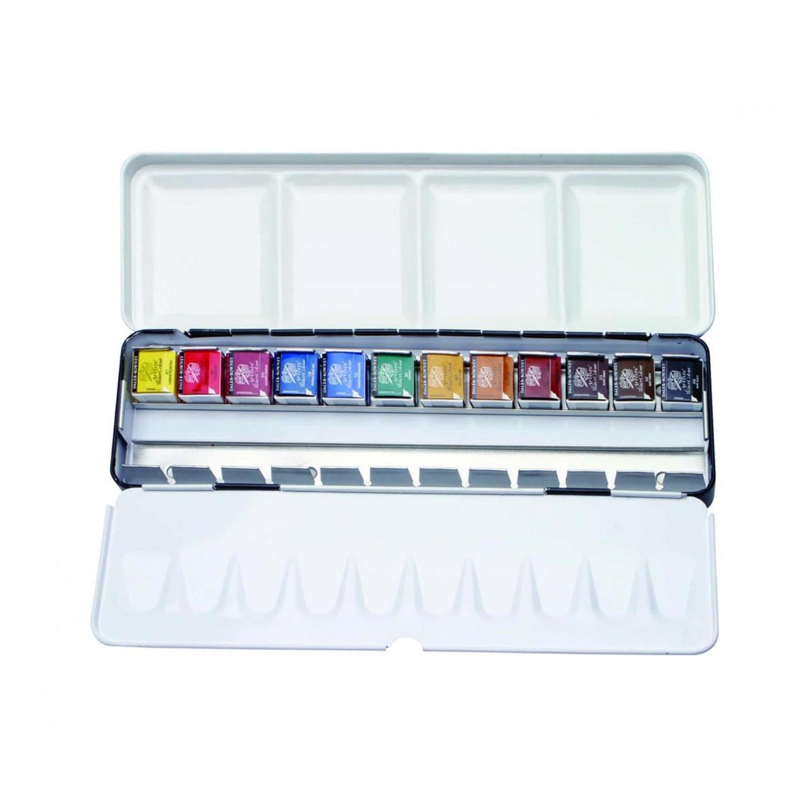 Artists Watercolour Premium Set 12