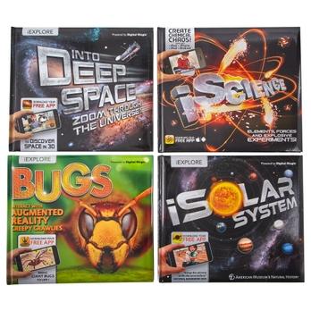 Iexplorer Science Book Pack