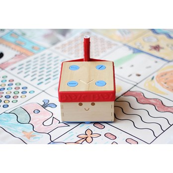 Cubetto Colouring Pack