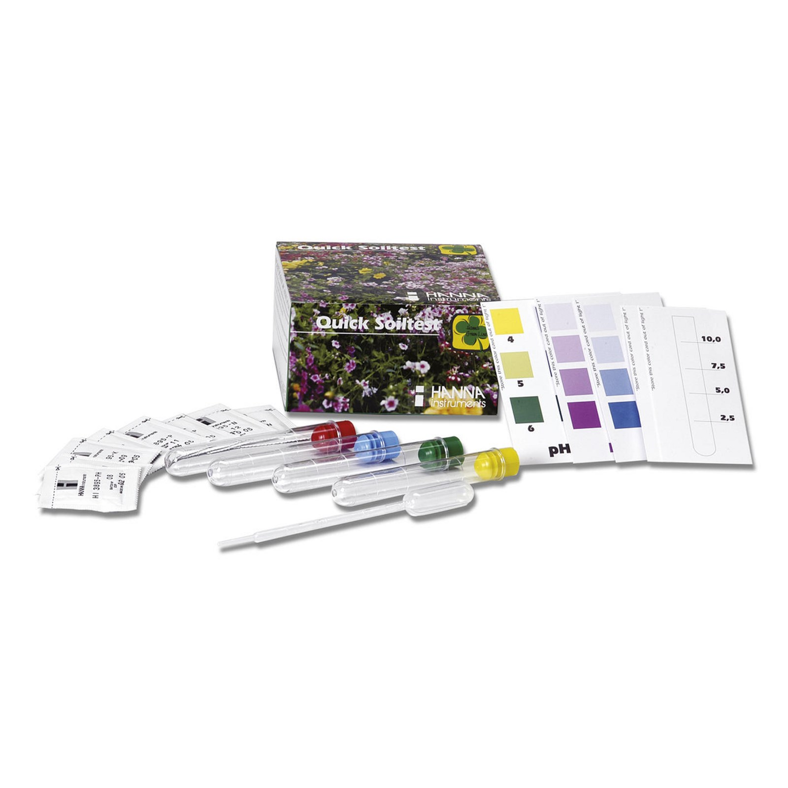 Hanna Soil Test Kit 40