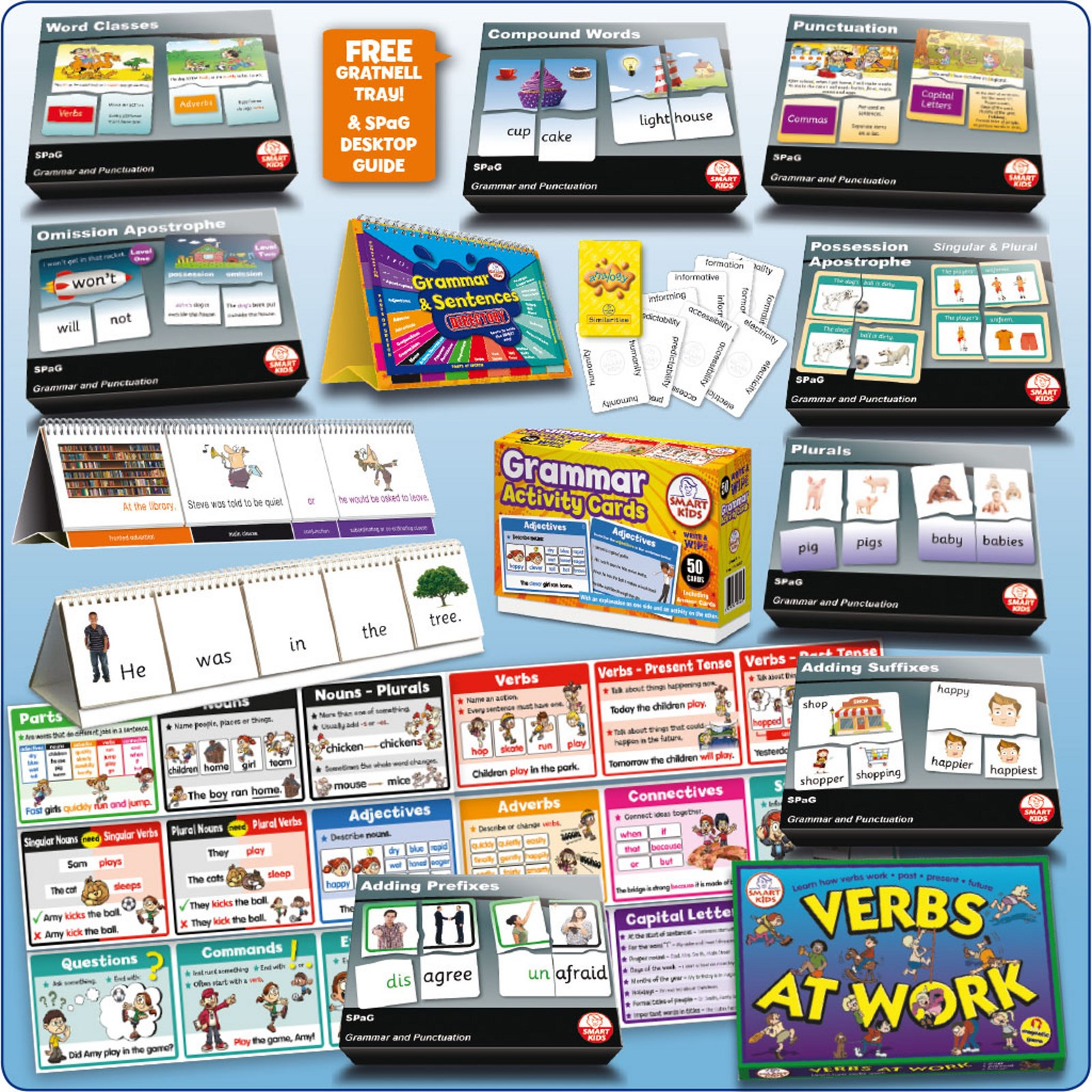 Grammar and Punctuation Kit