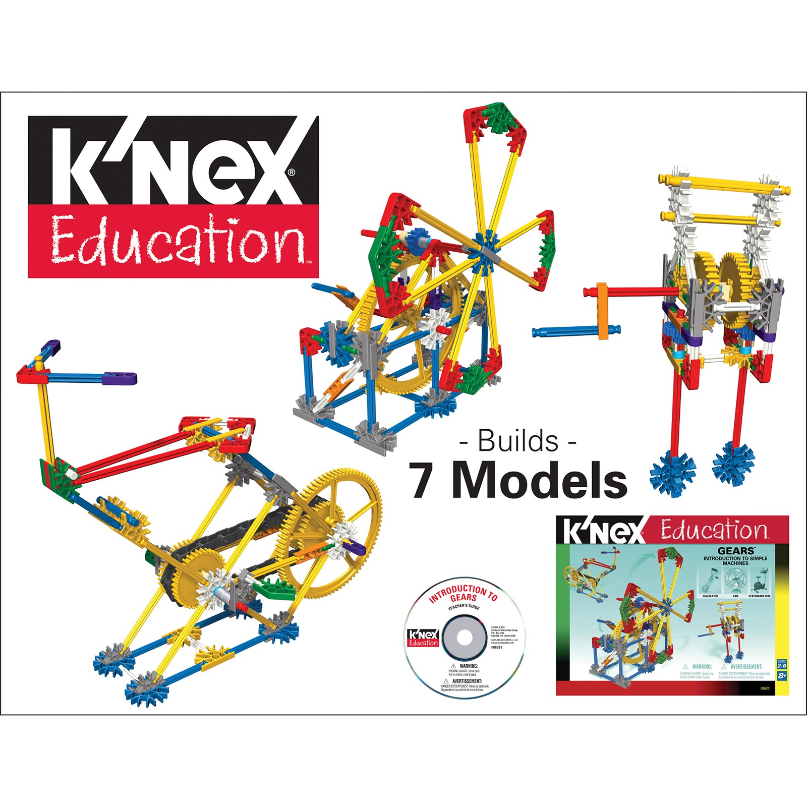 Intro To Simple Machines Gears