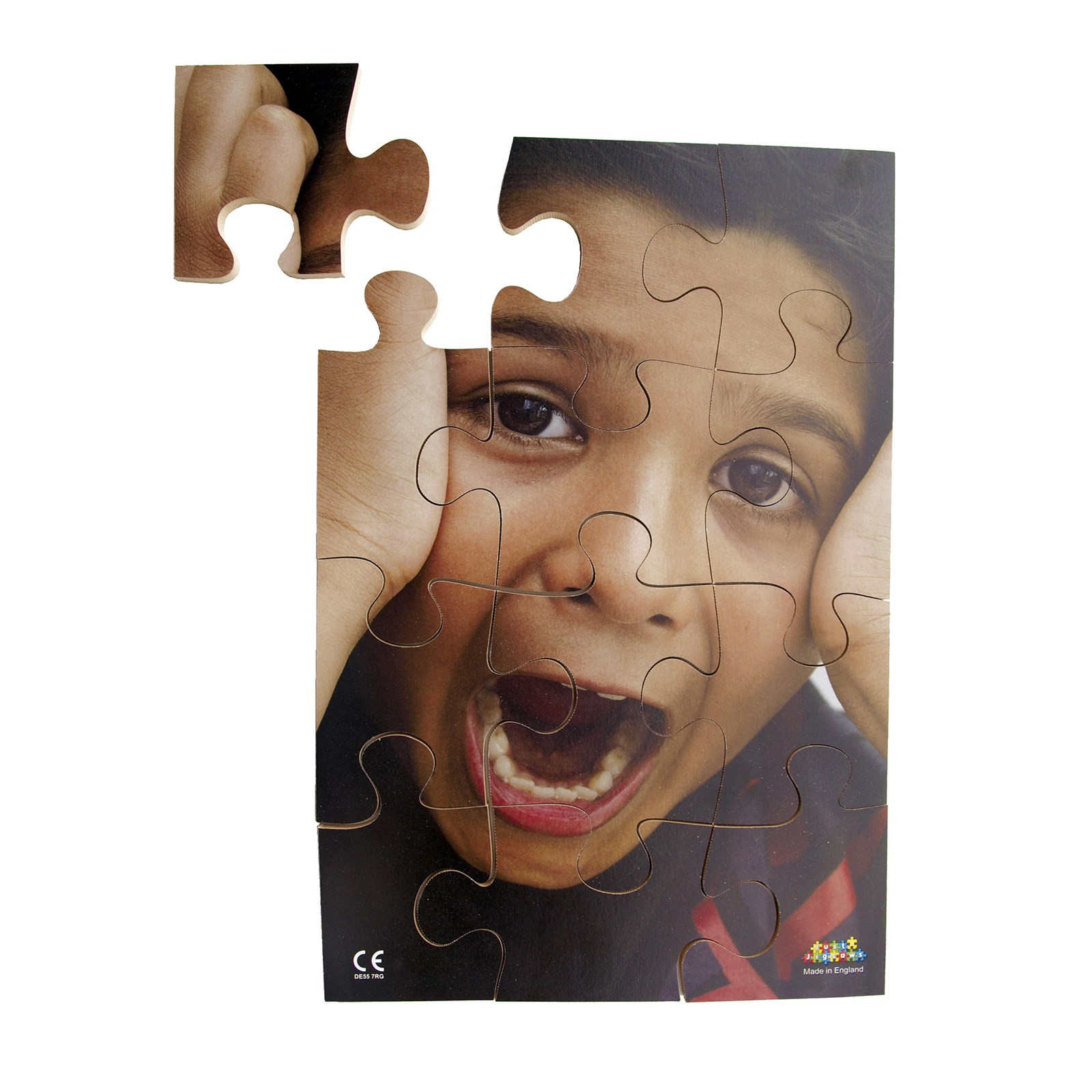 Photographic Emotions Puzzles