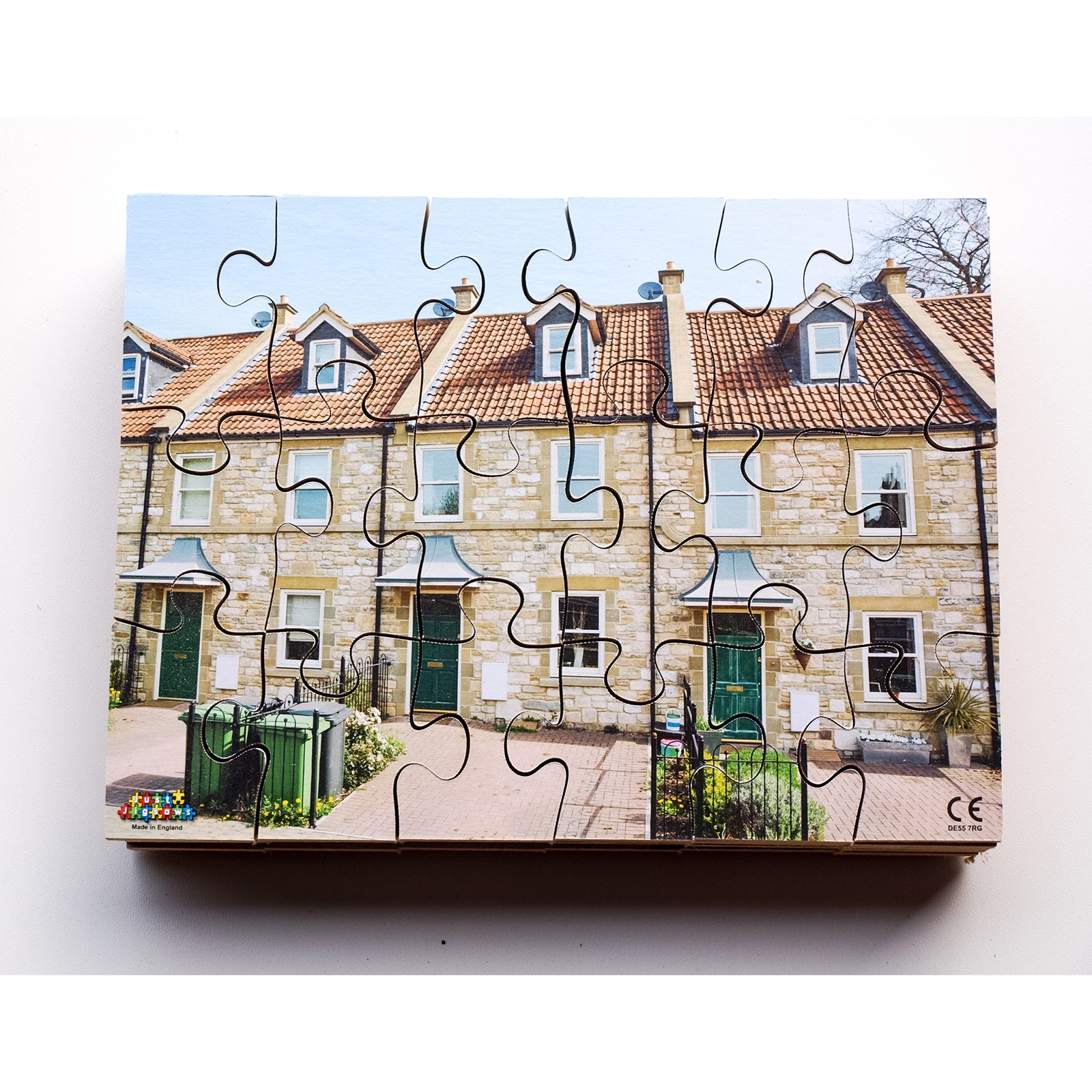 Homes Puzzles Pack