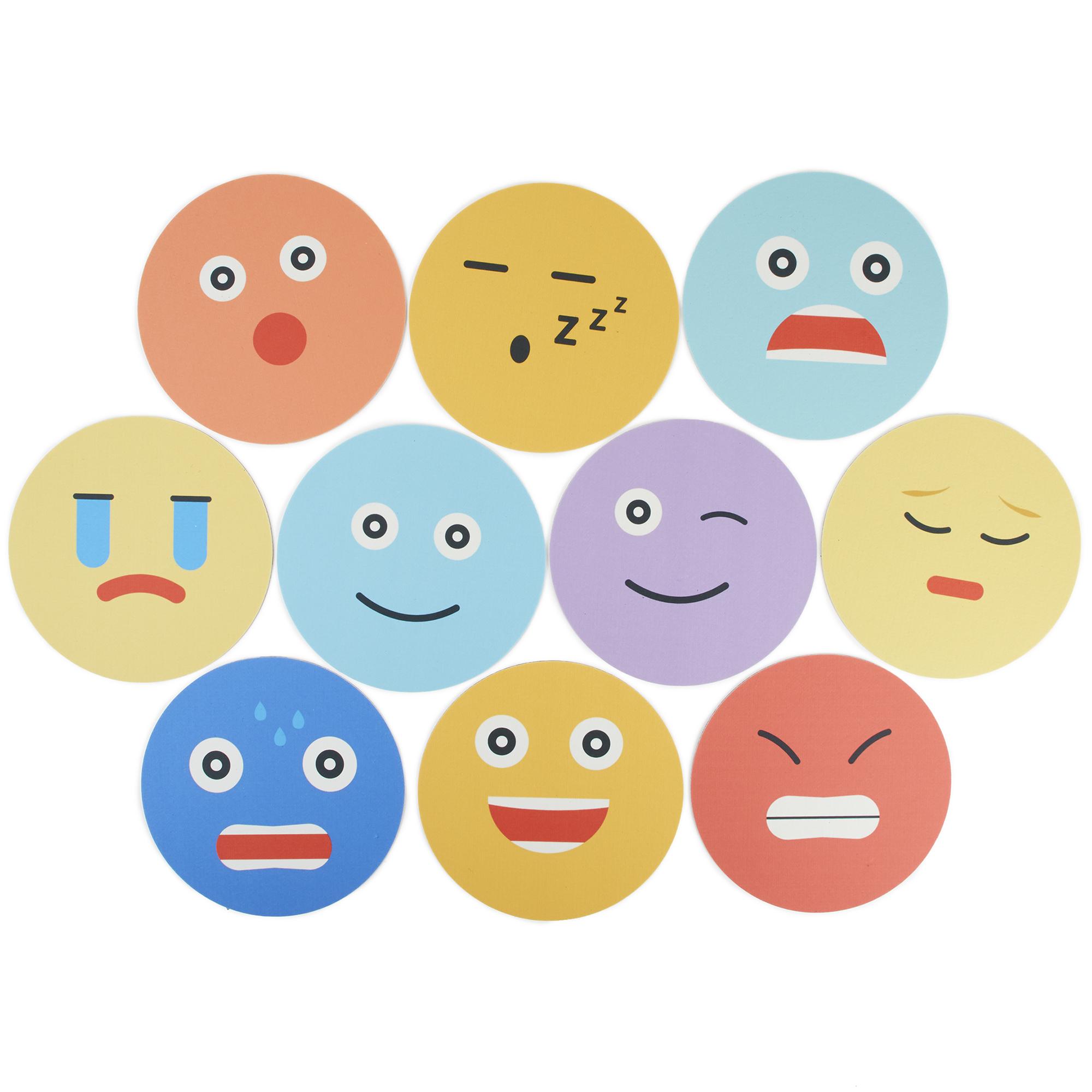 Emotions Mats - HE1766644 | Findel Education