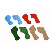 Textured Feet