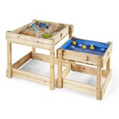Plum® Sandy Bay Wooden Play Tables