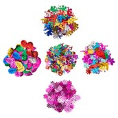 Stackable Sequins Pack of 5