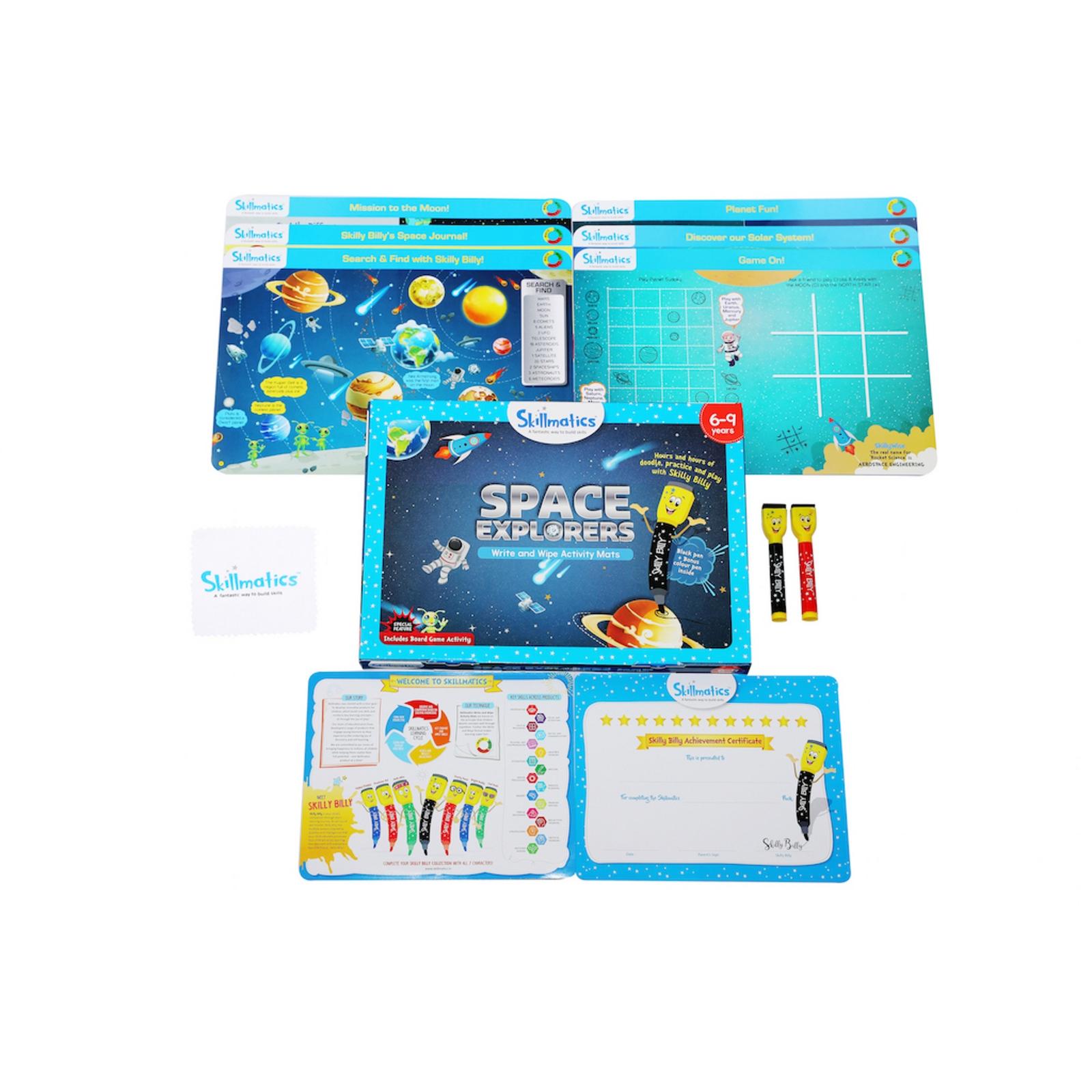 Skillmatics Range - Space Explorers
