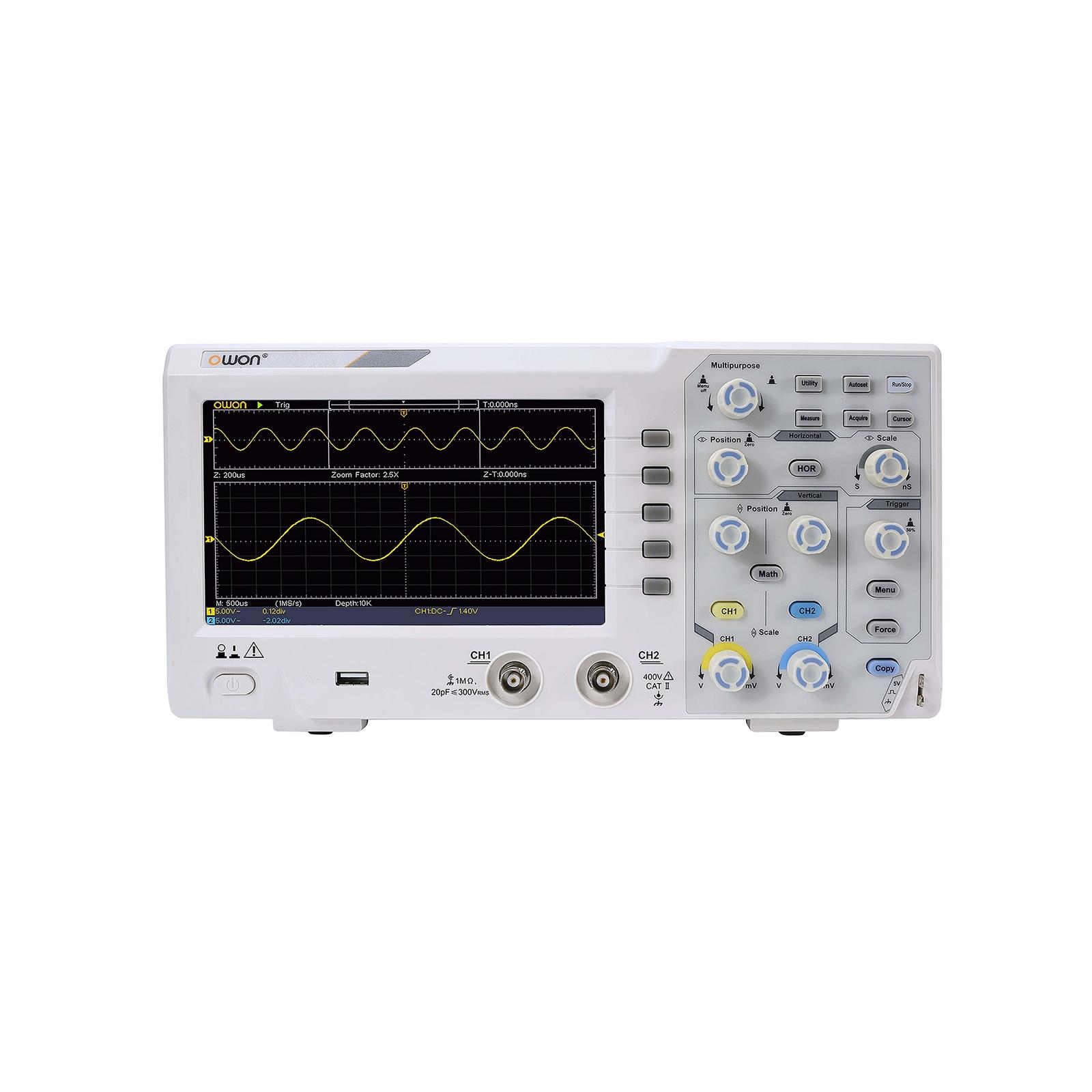 Sds1022 Oscilloscope