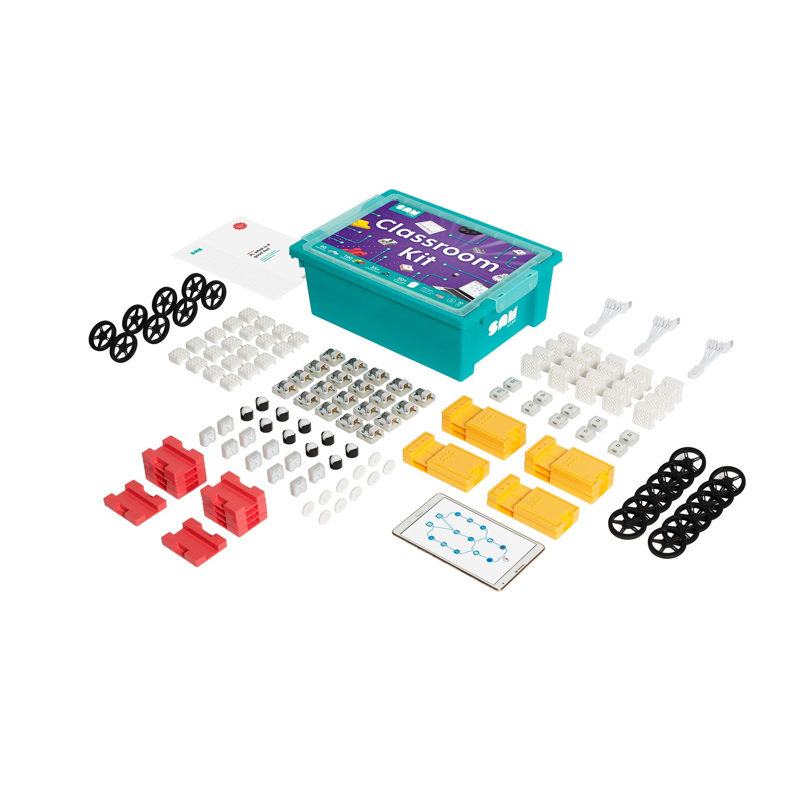 Sam Labs STEAM Course Kit - Classroom Size