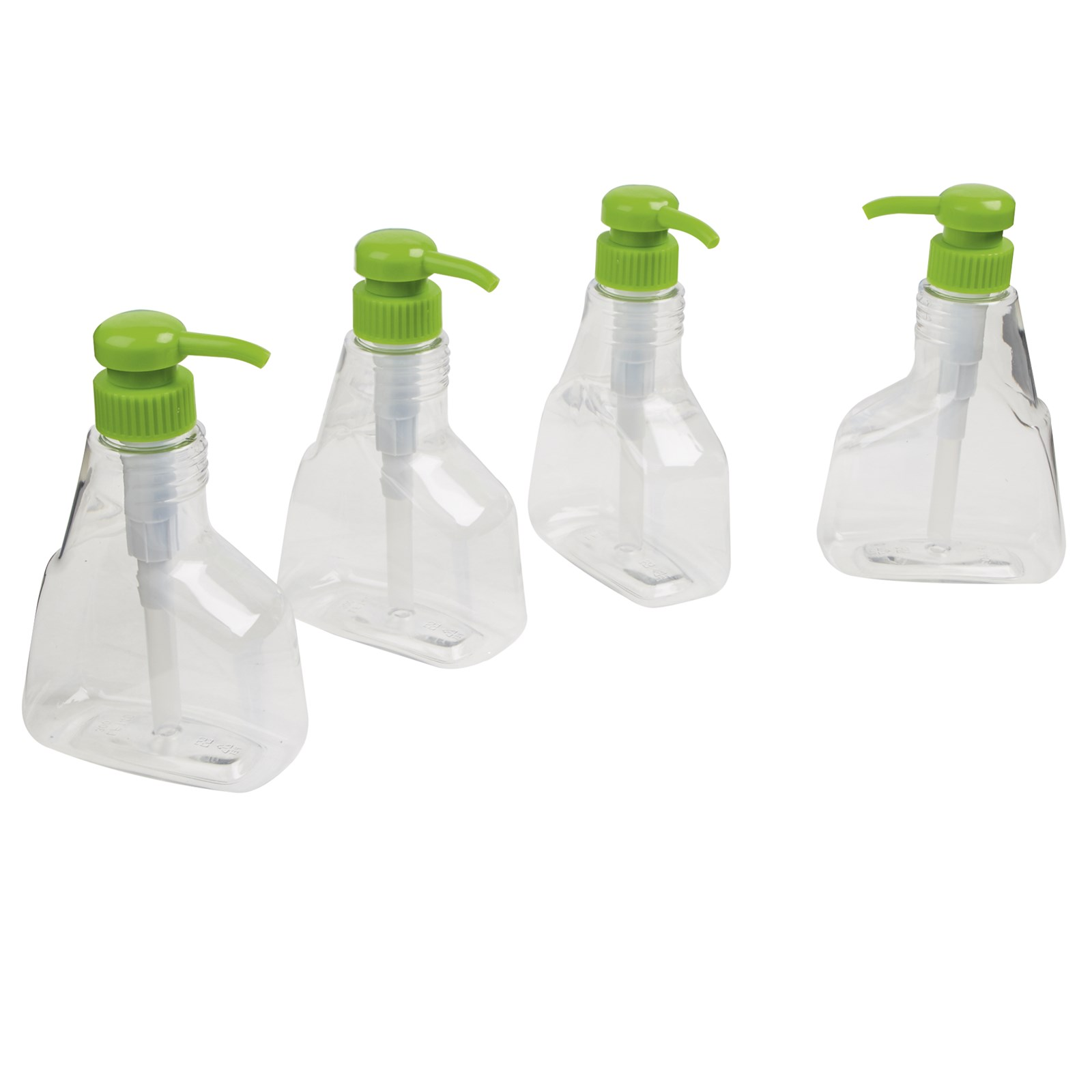 Refillable Pump Bottles 300ml (Pack of 4) CVD19