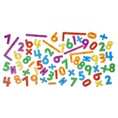 Magnetic Numbers and Operations