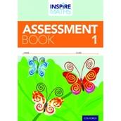 Inspire Maths Pupil Assessment Book 1