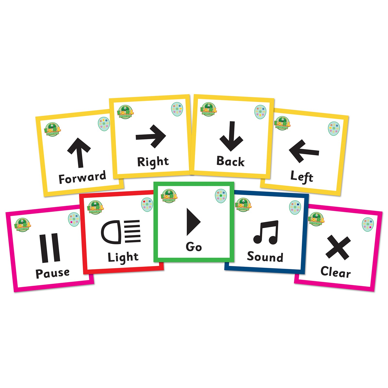 EaRL Sequencing Cards from Hope Education