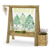 Plum® Discovery Create And Paint Easel