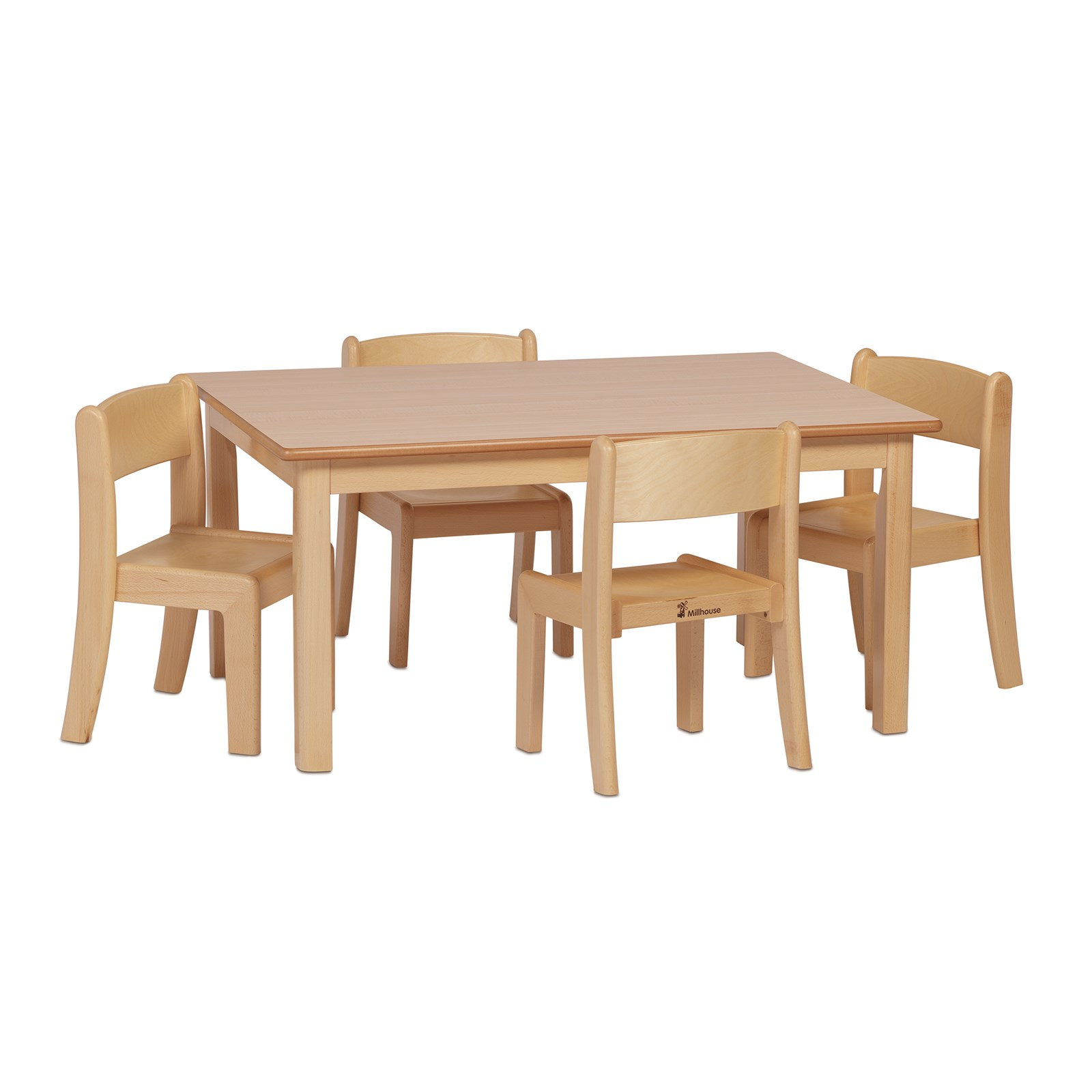 Table & 4 Chairs 21cm