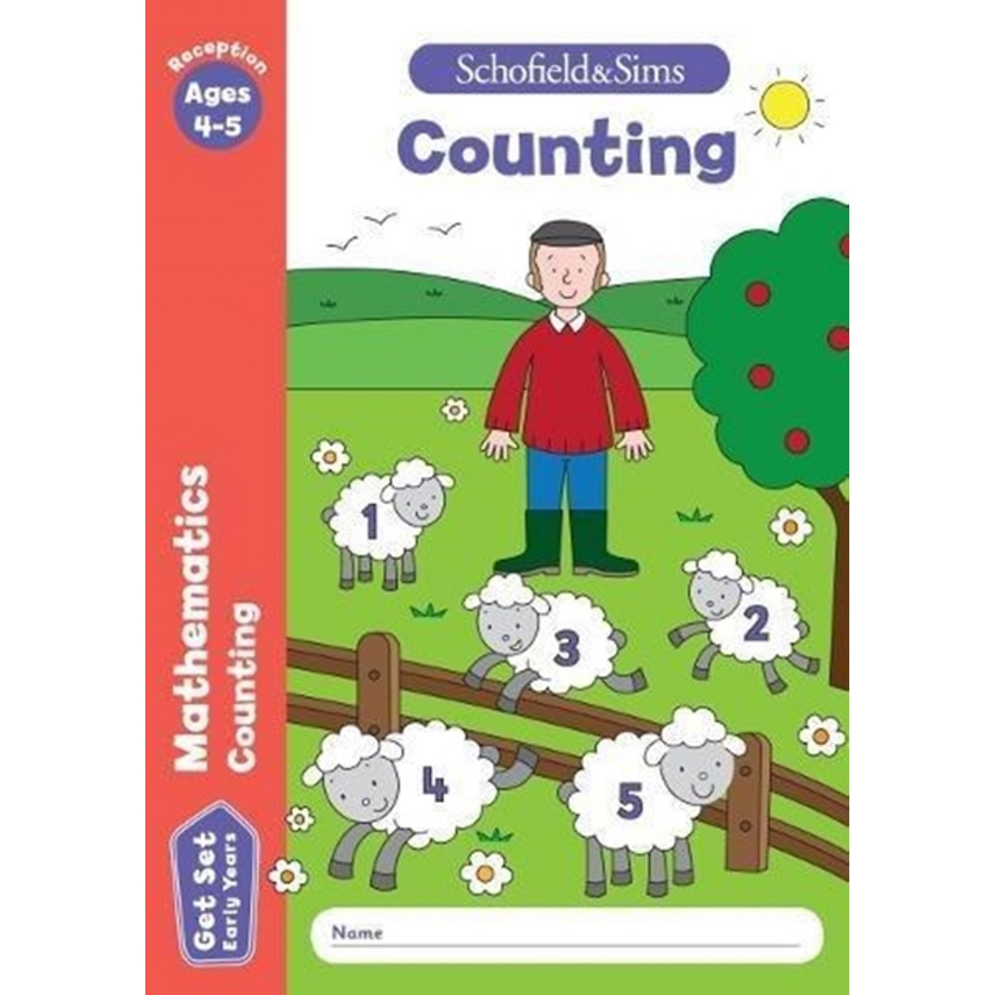 Get Set Maths Counting