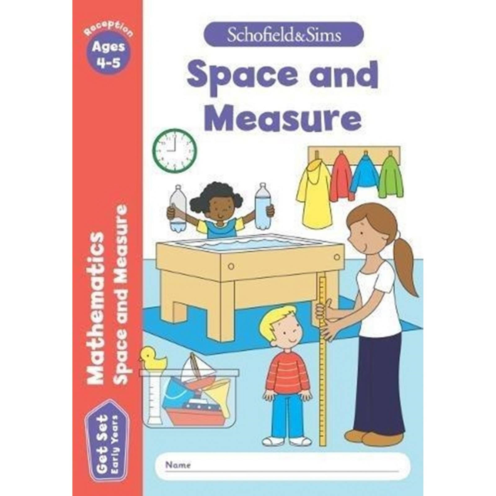 Get Set - Ey - Space Measure Pk5