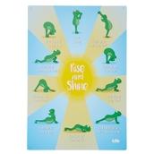 Rise and Shine Yoga Board