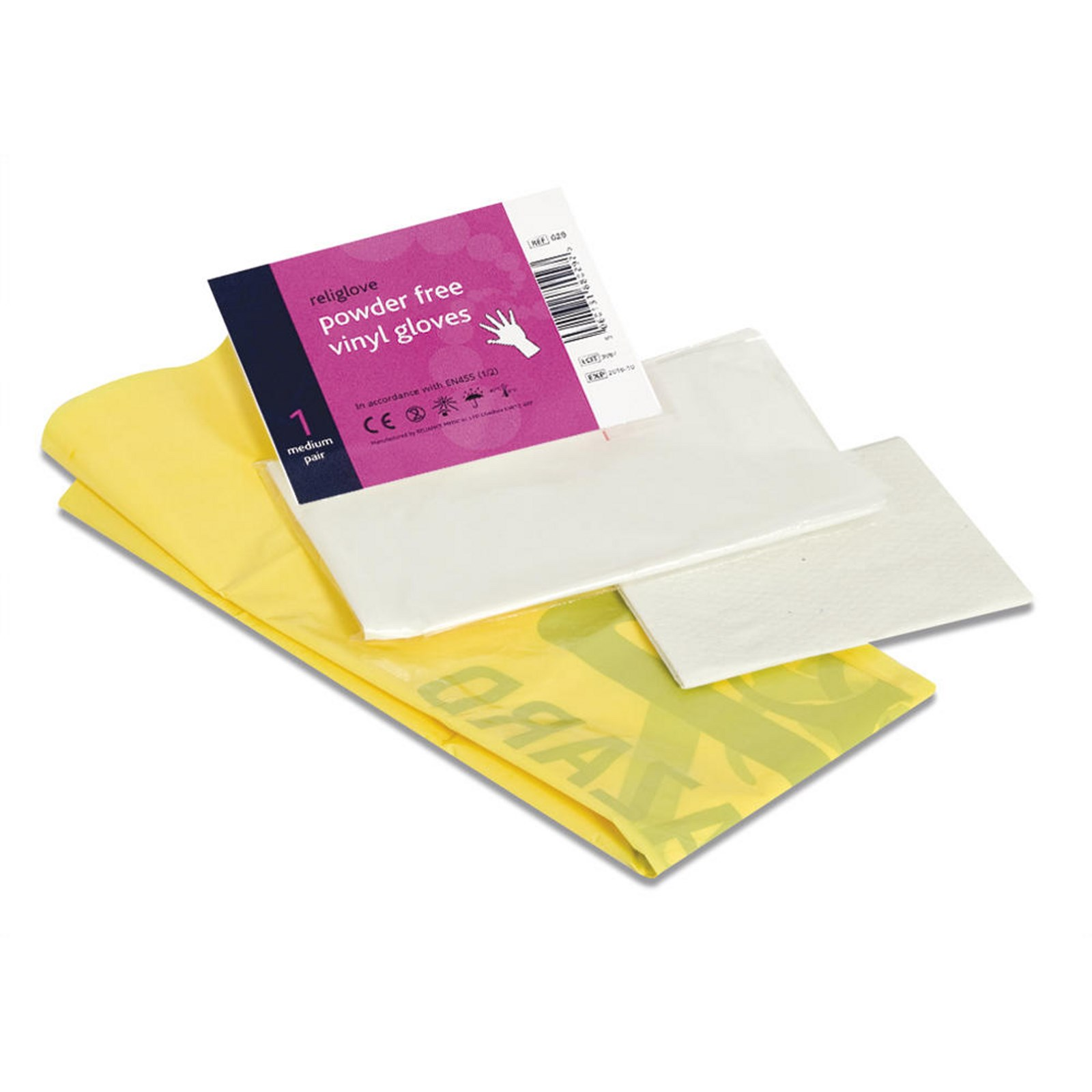 First Aid Protection Pack