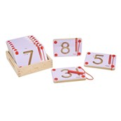 Magnetic Number Mazes