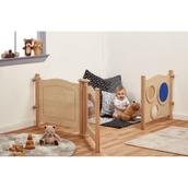 Millhouse - Nursery Mark Making Play Panel