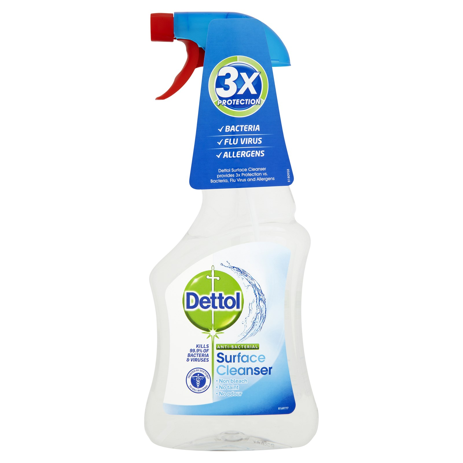 Dettol Anti Bac Surface Cleaner 500ml