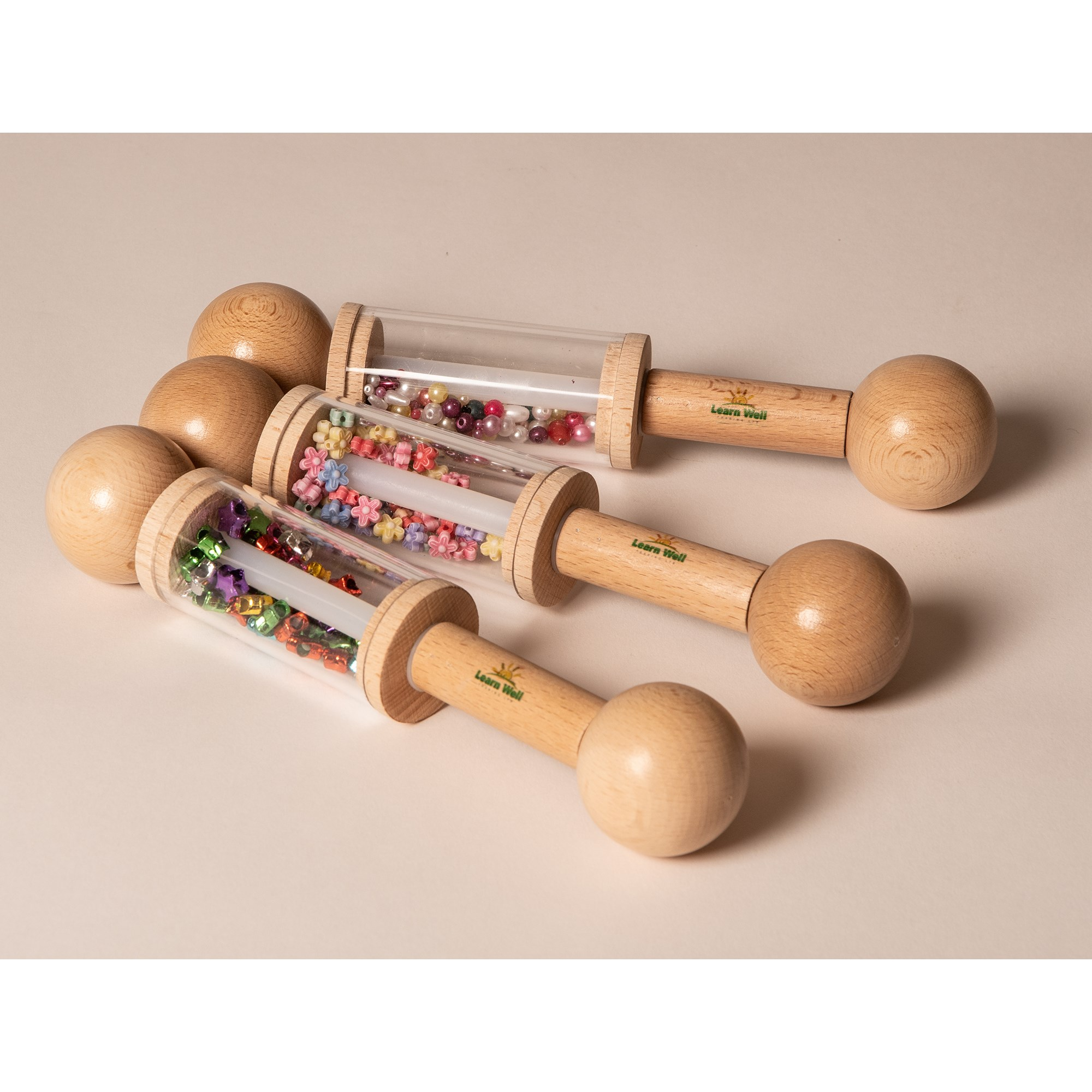 Mini Rattle Rollers
