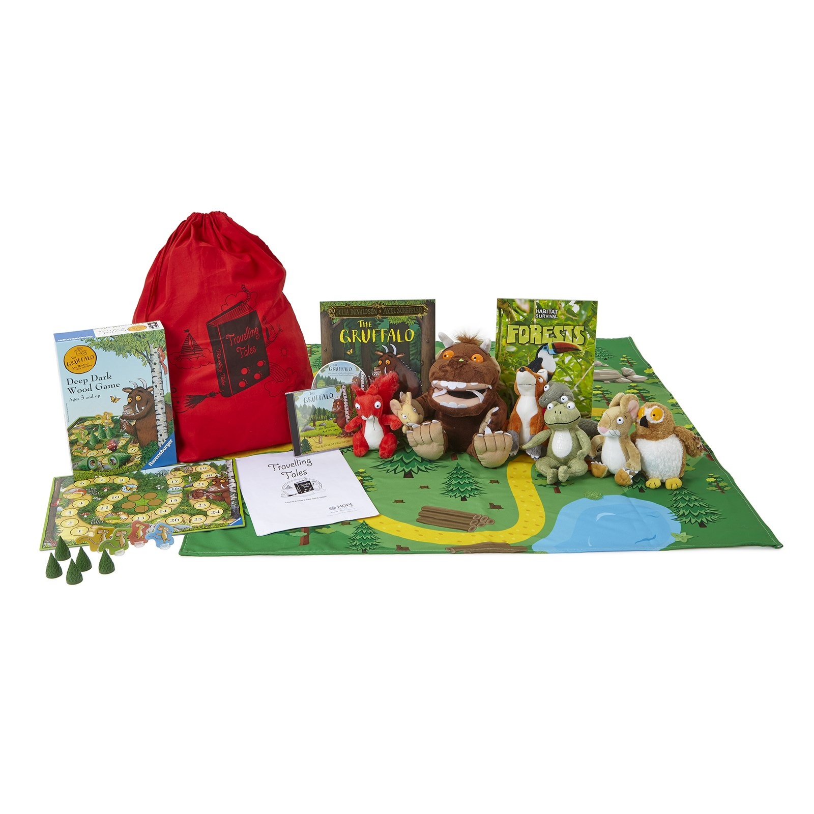 Travelling Tales: The Gruffalo