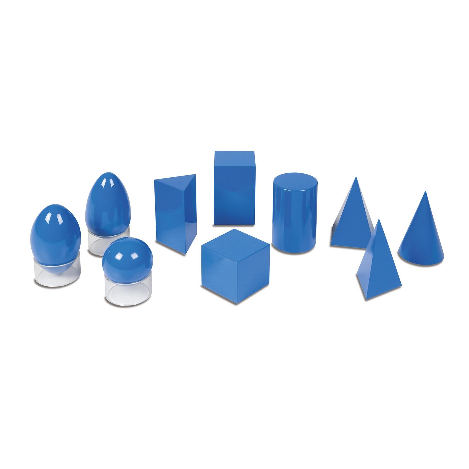 The Geometric Solids