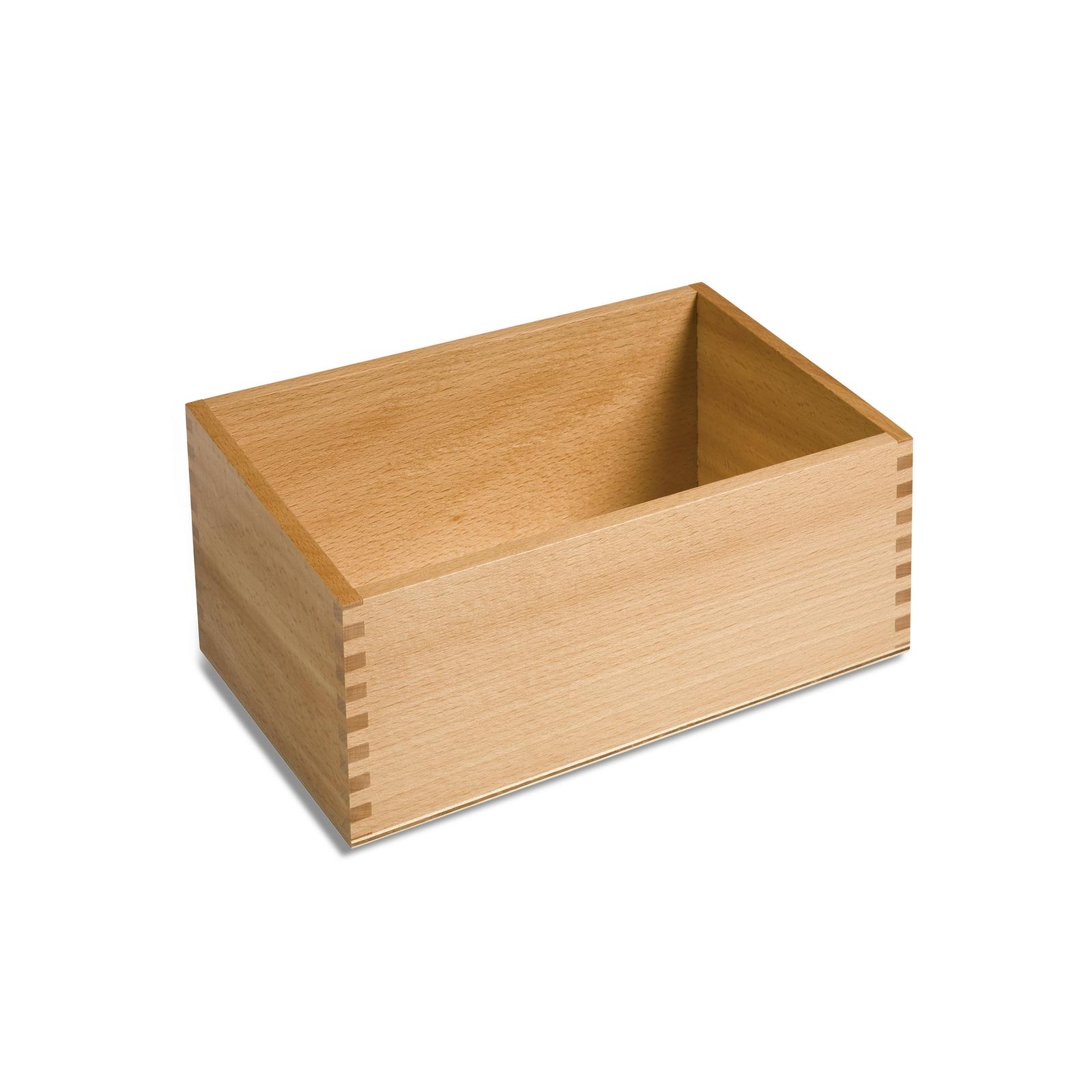 Sandpaper Letters Box