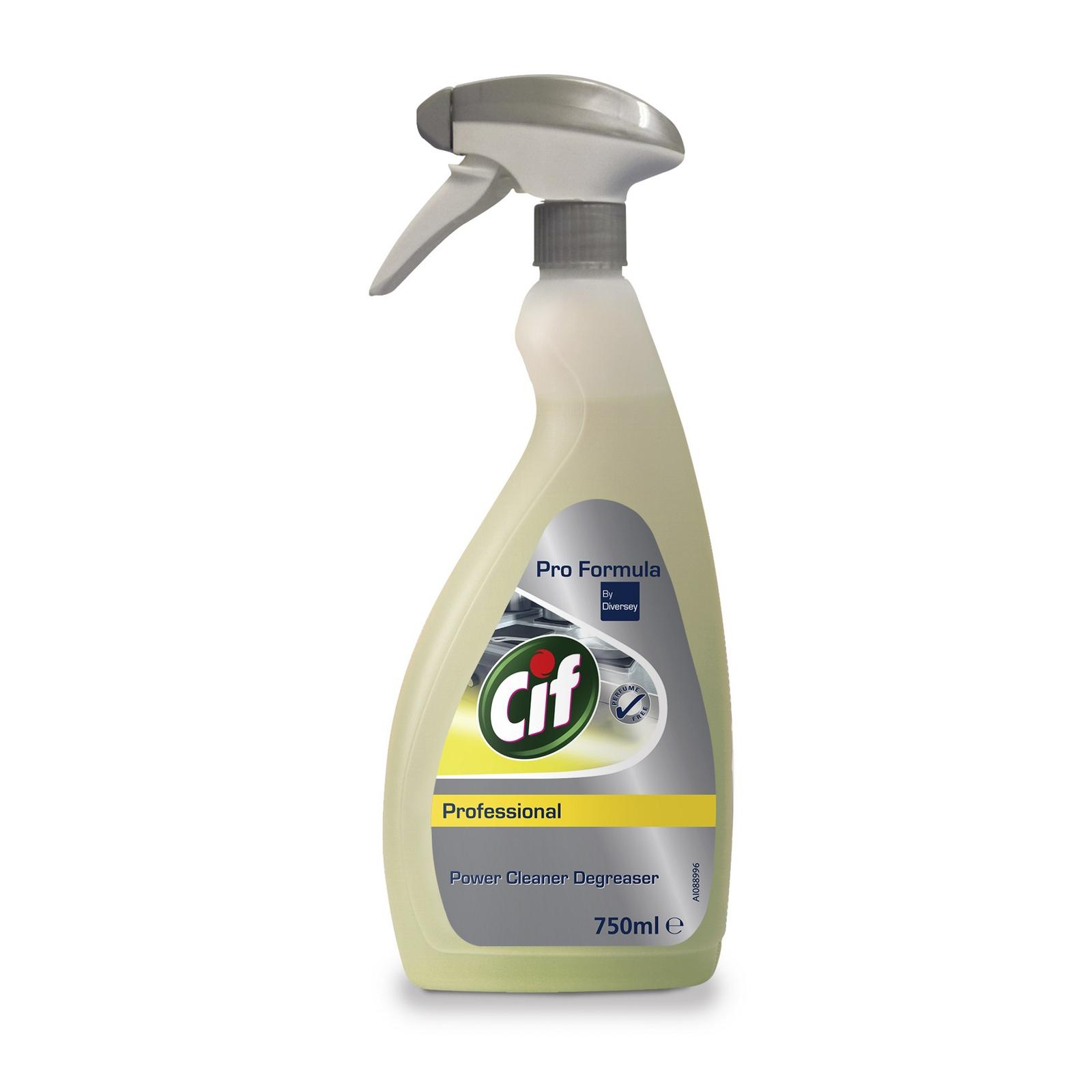 CIF Pro Formula Power Degreaser