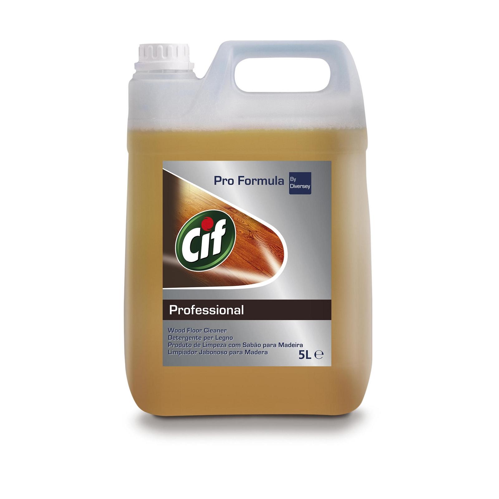 CIF Pro Formula Wood Floor Cleaner
