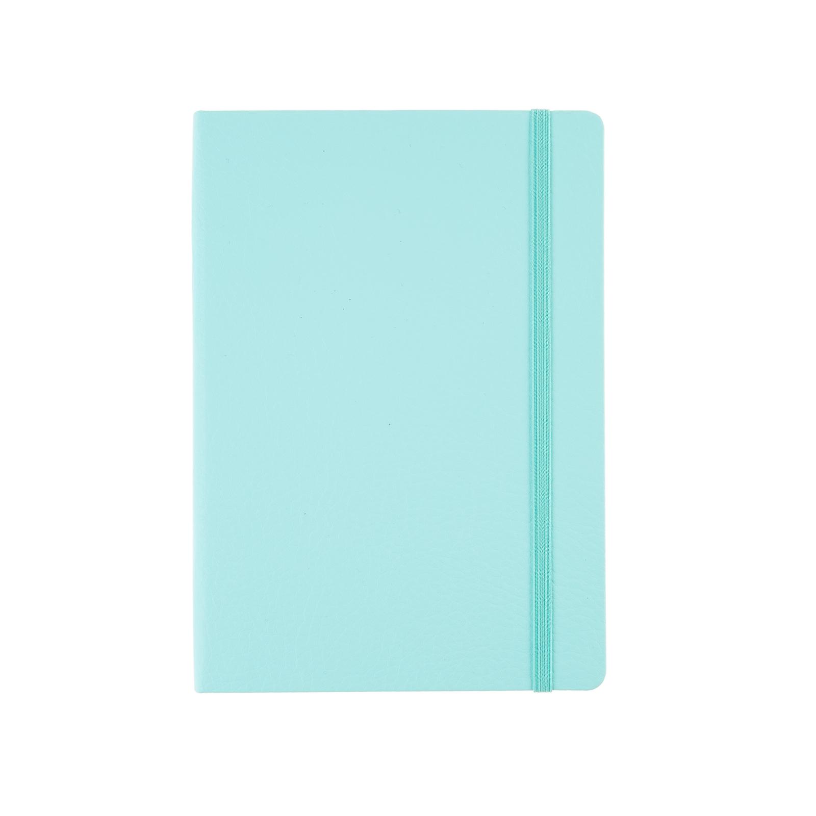 Collins B6 Ruled Notebook - Aquamarine