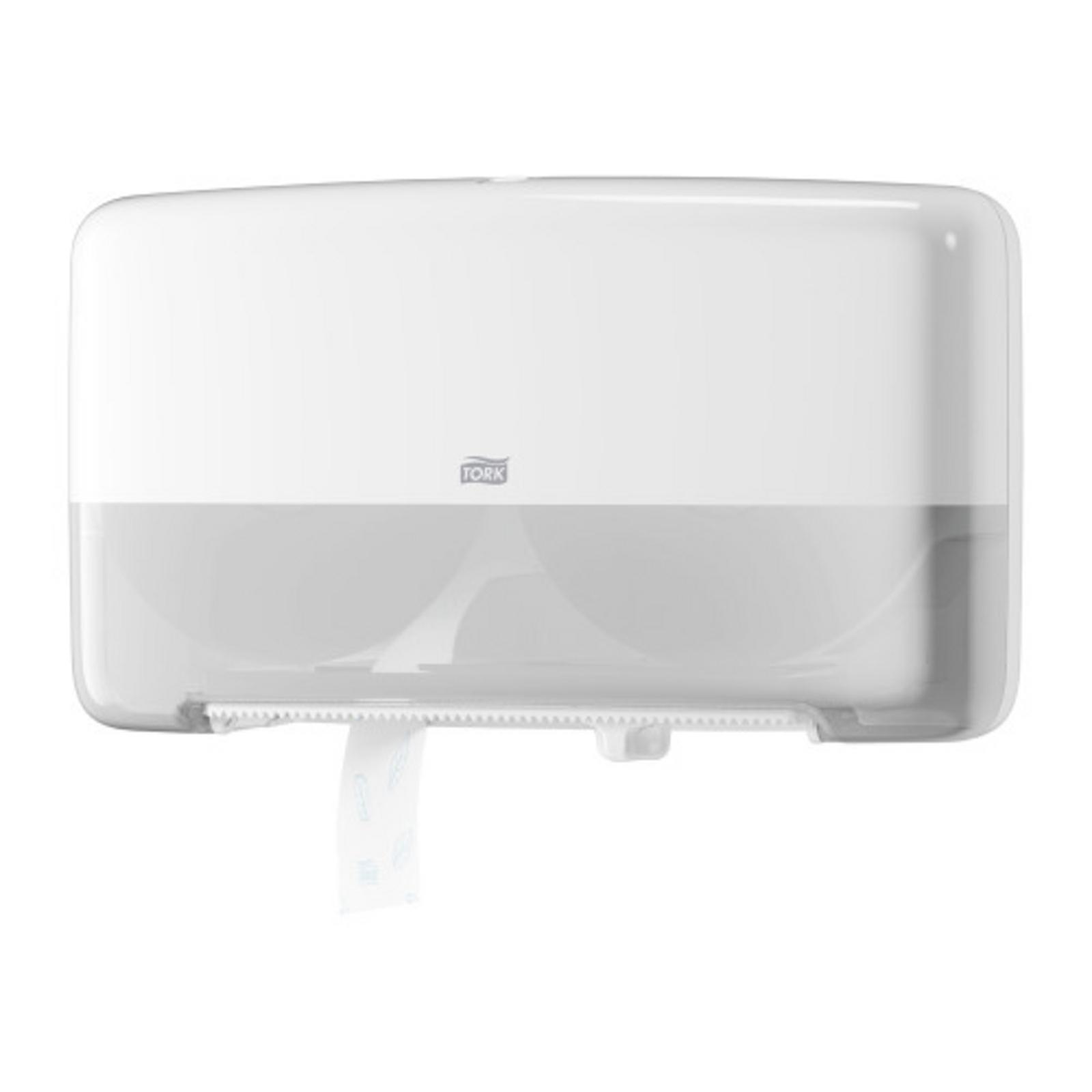 Tork® Twin Mini Jumbo Toilet Roll Dispenser