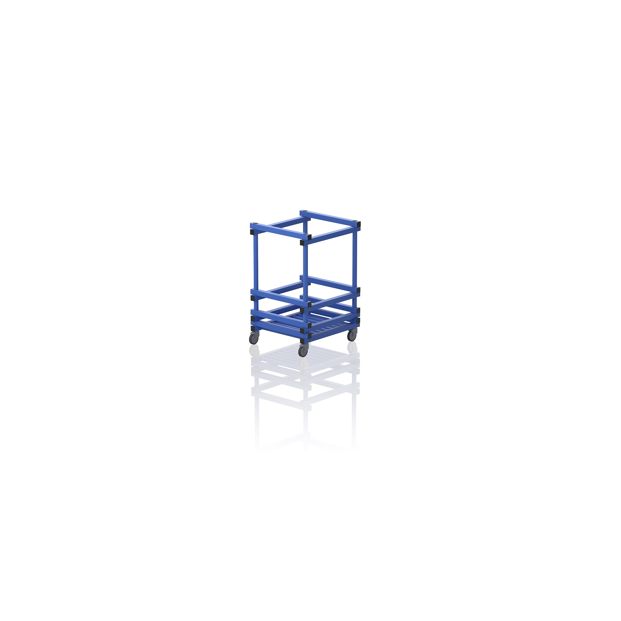 Small Noodle Trolley Blue