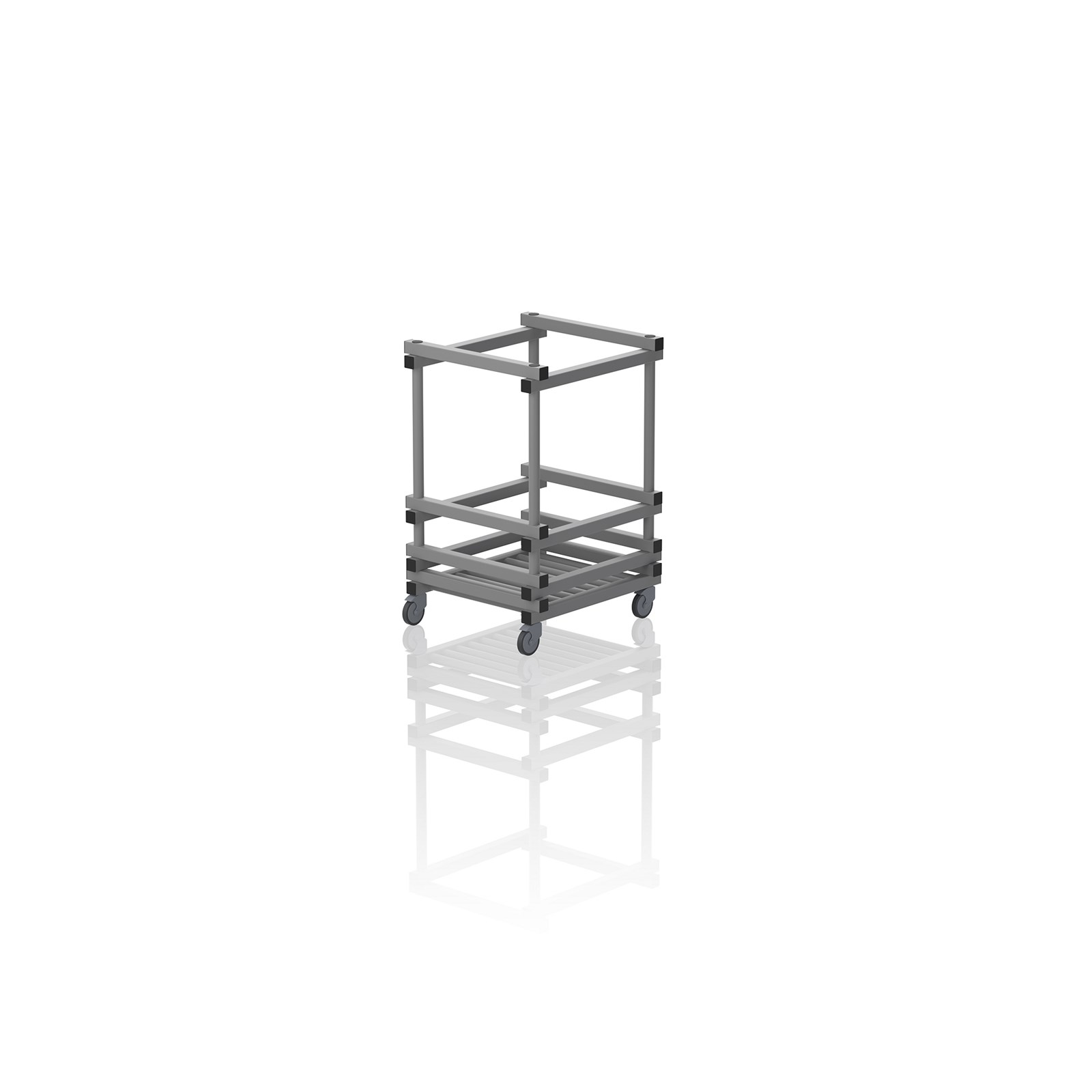 Small Noodle Trolley Grey