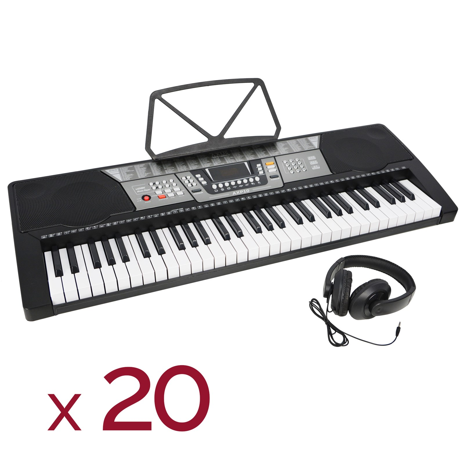 Axus AXP10 Keyboard Pk20