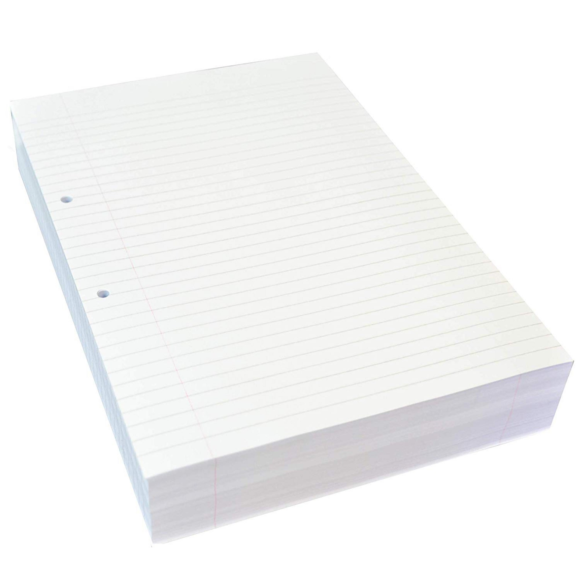 A4 Exercise Paper 8mm Margin 90gsm (100 Sheets)